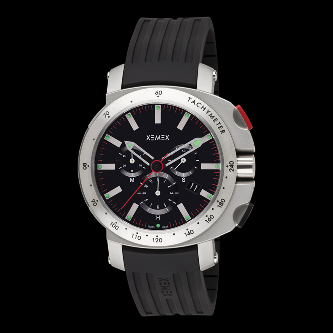 XEMEX CONCEPT ONE CHRONOGRAPH Ref. 6600.03