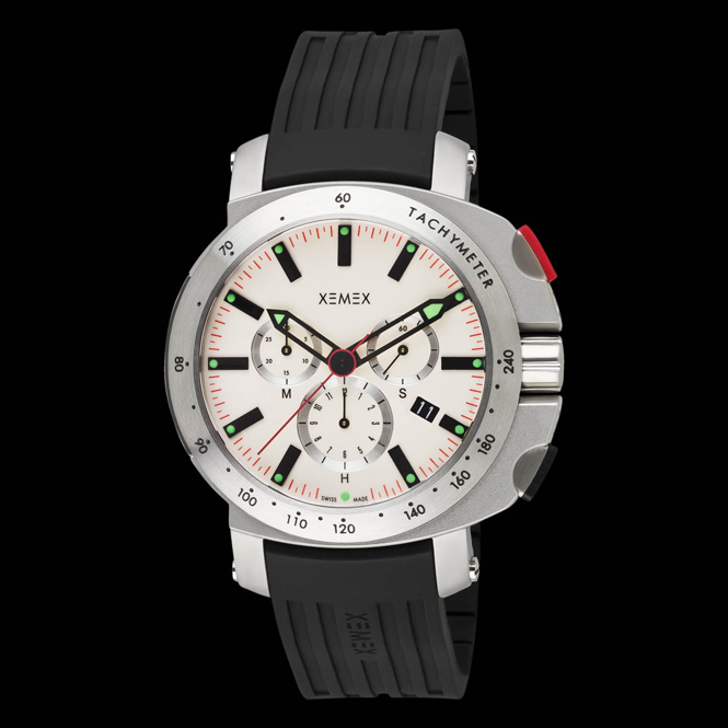 XEMEX CONCEPT ONE CHRONOGRAPH Ref. 6601.03