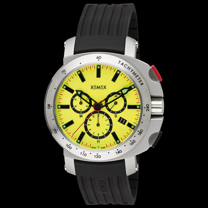 XEMEX CONCEPT ONE CHRONOGRAPH Ref. 6602.03