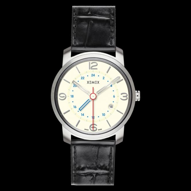 XEMEX PICCADILLY QUARTZ Ref. 881.24 GMT