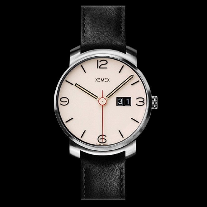 XEMEX PICCADILLY Ref. 811.01 BIG DATE